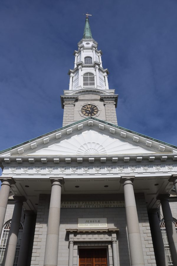 Savannah Travel Guide | Greta Hollar | he Ultimate Savannah Travel Guide by popular Nashville lifestyle blogger, Greta Hollar: image of presbyterian churchs.