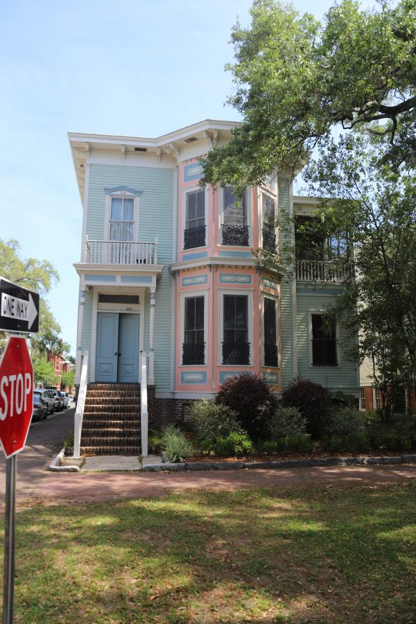 Savannah Travel Guide | Greta Hollar