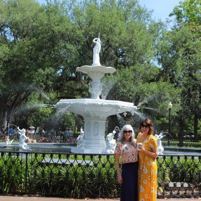 Savannah Travel Guide   Greta Hollar