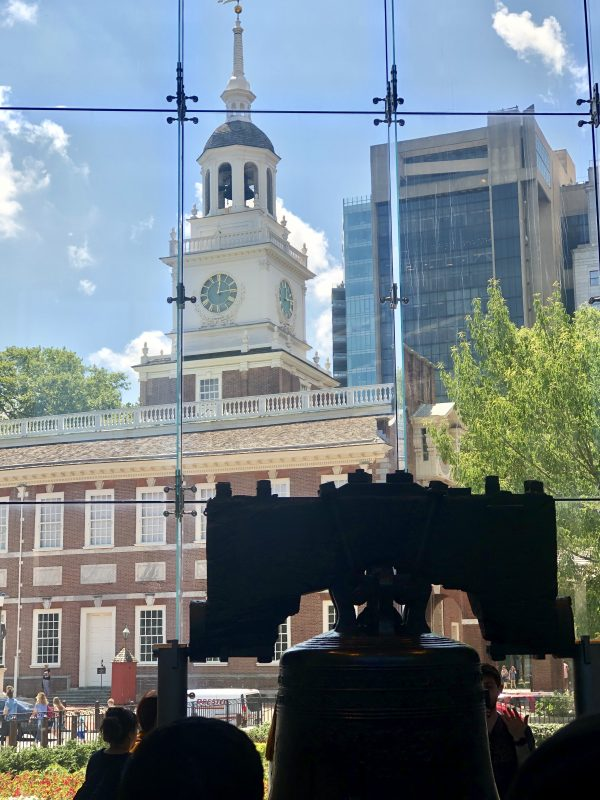 Weekend in Philly | Travel Guide | Greta Hollar | Weekend in Philadelphia | Travel Guide by popular Nashville travel blog, Greta Hollar: image of the Liberty Bell.
