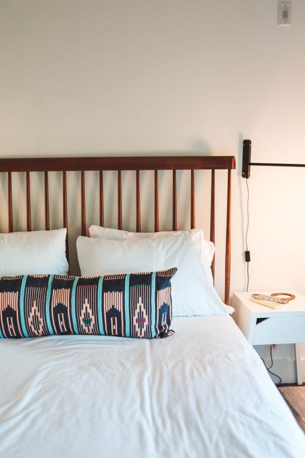A Stay at The Waverly Nashville | Greta Hollar | A Stay at The Waverly Nashville by popular Nashville blogger, Greta Hollar: image of a bedroom at The Waverly Nashville.