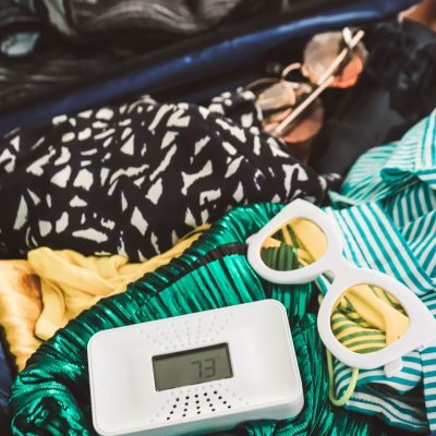 The One Thing I'm Packing for My End of Summer Vacation? My First Alert CO Alarm! | Greta Hollar