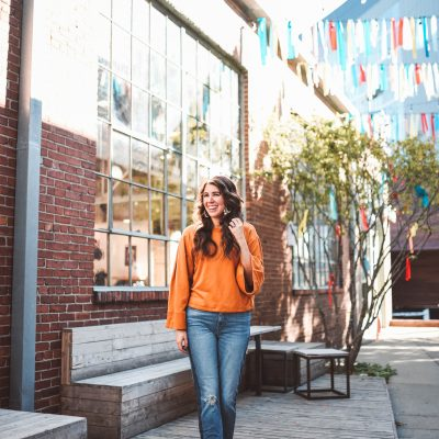 Two Pieces to Transition You From Summer to Fall | Greta Hollar