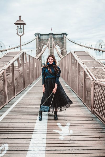 How to Get the Perfect Photo On the Brooklyn Bridge | Greta Hollar
