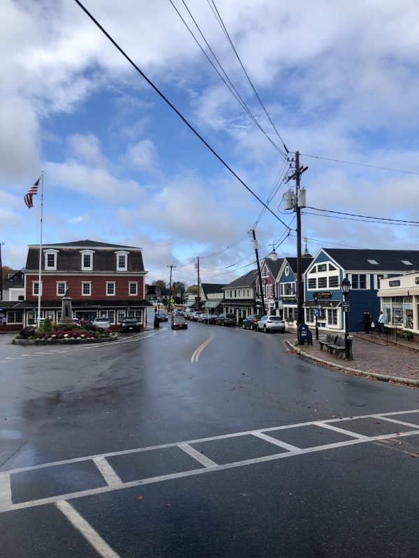 24 Hours in Kennebunkport Maine, a travel guide featured by top US travel blogger, Greta Hollar
