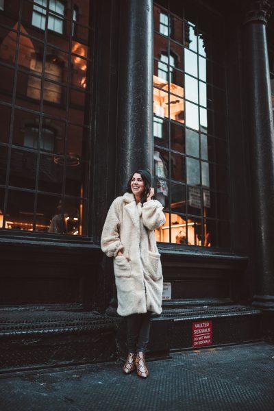 5 NYFW Outfits I Wore During Fashion Week | Greta Hollar
