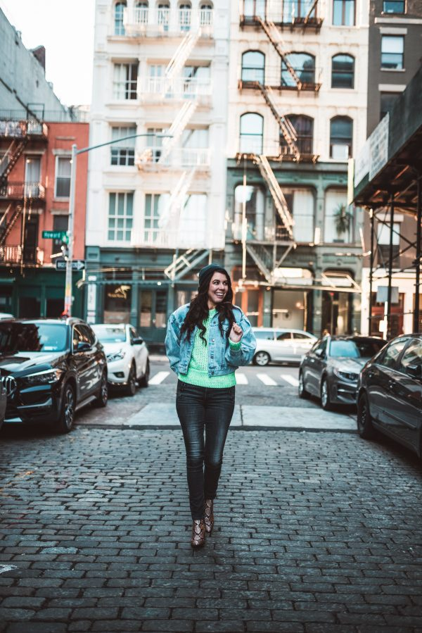5 NYFW Outfits I Wore During Fashion Week | Greta Hollar