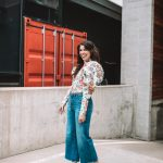 One of my Favorite Spring Trends: Exaggerated Sleeves | Greta Hollar
