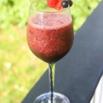 Summer Cocktail: Mixed Berry Frozen Margaritas