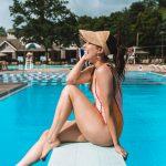 Summer Style: 4 Cute Swimsuits for Tall Women | Greta Hollar