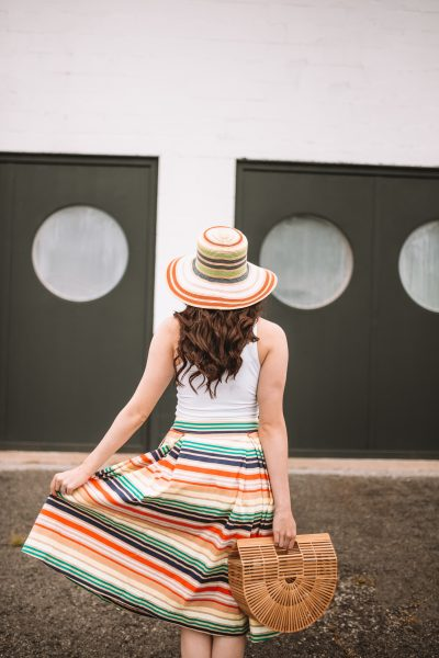 Summer Style: 12 of My Favorite Striped Pieces | Greta Hollar