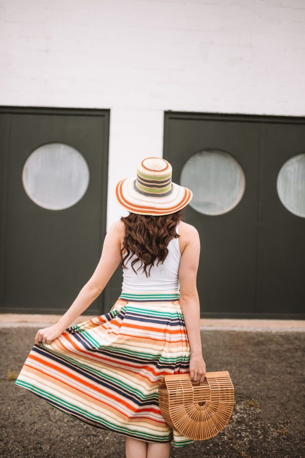 Summer Style: 12 of My Favorite Striped Pieces | Greta Hollar