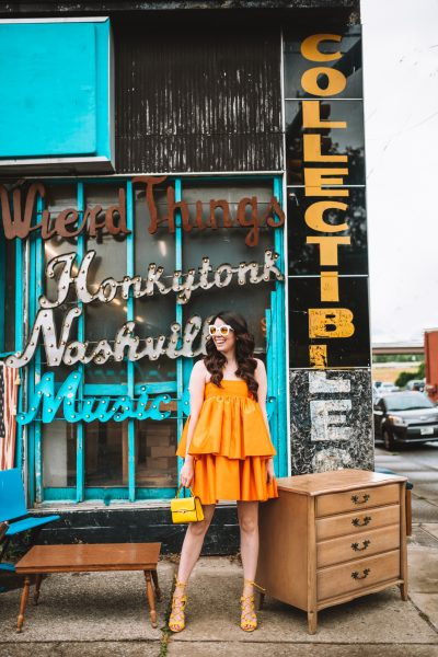Orange Summer Fashion: Top 12 Pieces to Wear this Season | Greta Hollar
