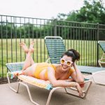 Everything You Need for a Day at the Pool: 5 Essential Items | Greta Hollar