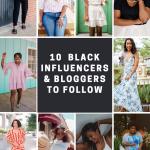 Top 10 Black Influencers and Bloggers to Follow | Greta Hollar
