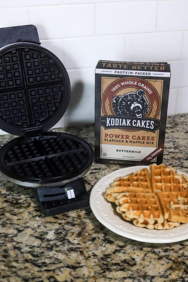 DIY Waffle Bar Menu Ideas   Greta Hollar