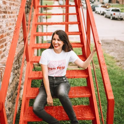Civic Engagement with Style: My Favorite Voting Pieces and Accessories | Greta Hollar