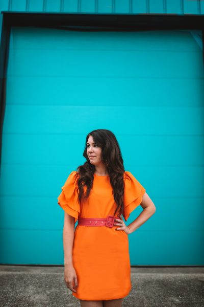 Orange Clothing: Top 5 Pieces to Wear this Fall | Greta Hollar