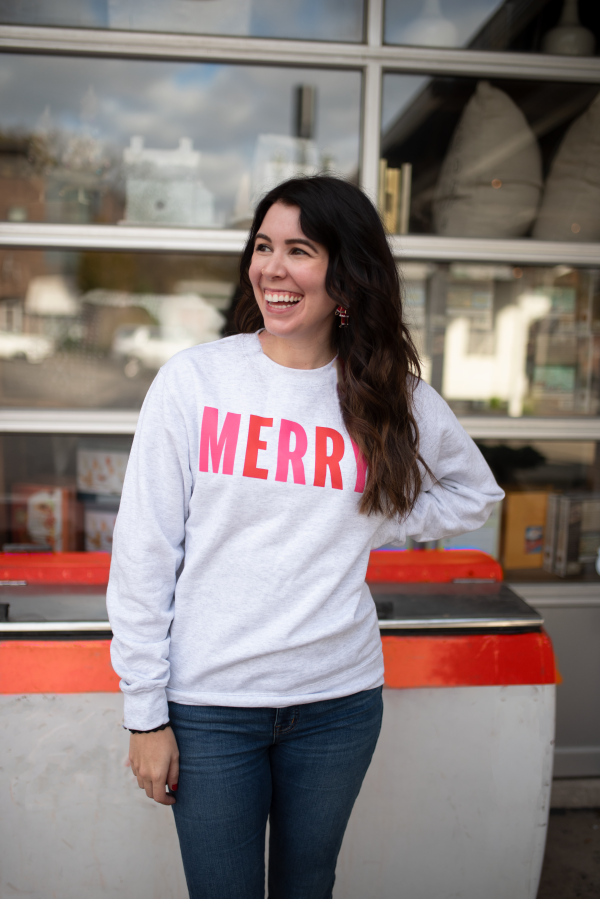 5 of My Favorite Cute Christmas Sweaters | Greta Hollar
