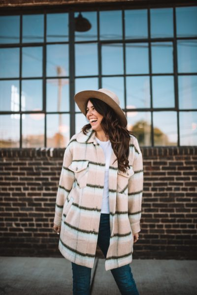 Fall Fashion: Top 10 Best Flannels for Women | Greta Hollar