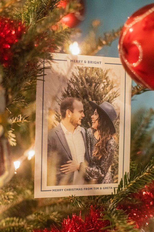 Holiday Cards with Basic Invite   Greta Hollar