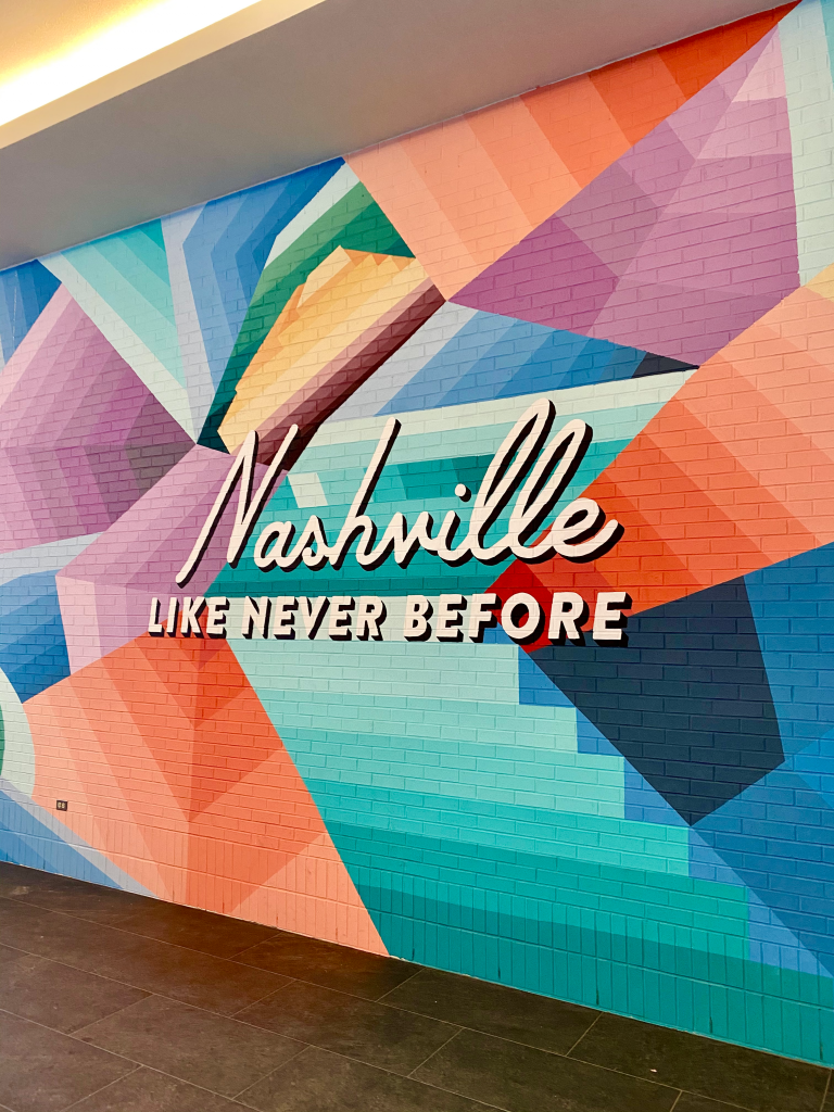 5 New Nashville Murals to Check Out in 2021   Greta Hollar