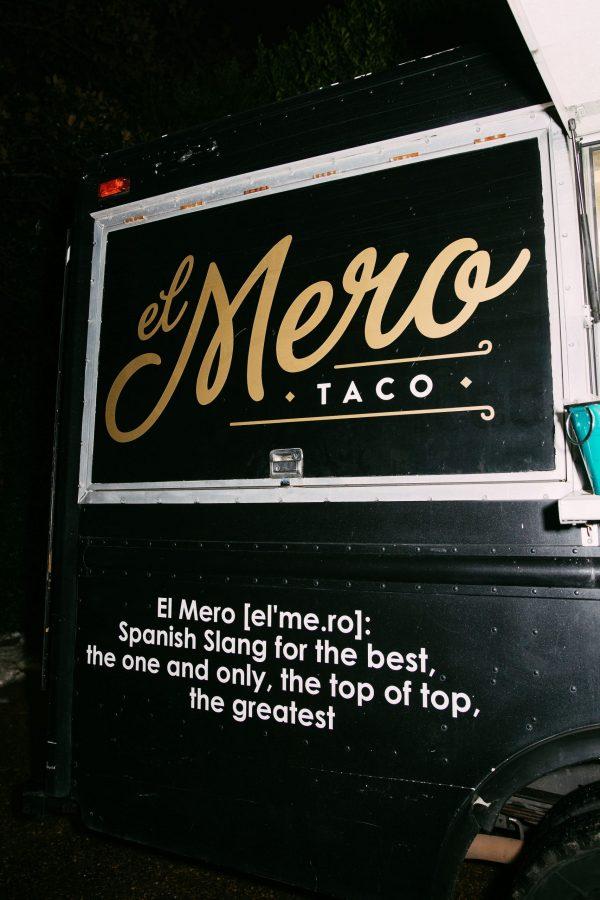 Memphis Trip by popular Nashville travel blogger, Greta Hollar: image of El Mero Taco.