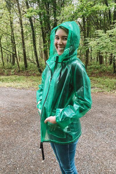 Best Rainy Day Accessories That Will Brighten Up your Mood | Greta Hollar