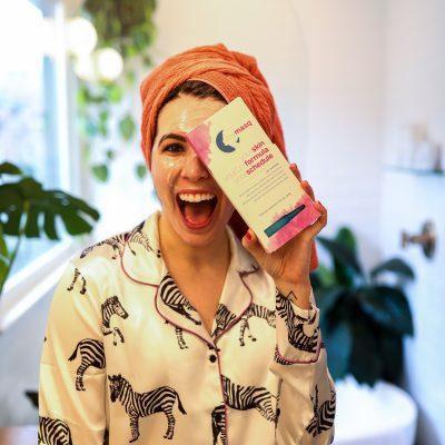 My Beauty Secret for Oily Skin | Greta Hollar