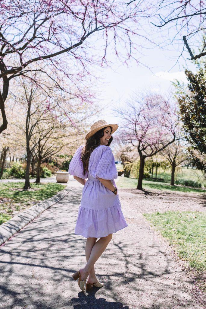 What to Wear in Nashville in the Spring | Greta Hollar