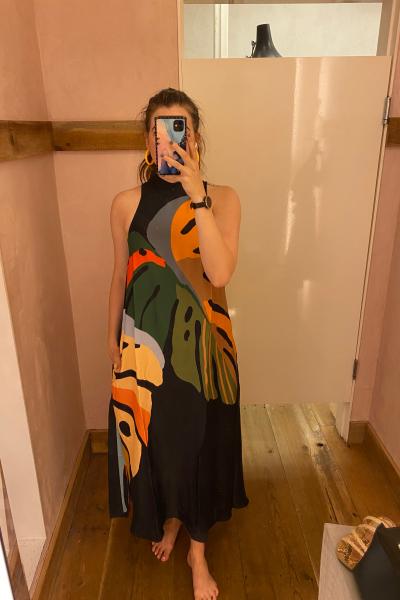 Anthropologie Summer Fashion Haul for the Tall Woman | Greta Hollar