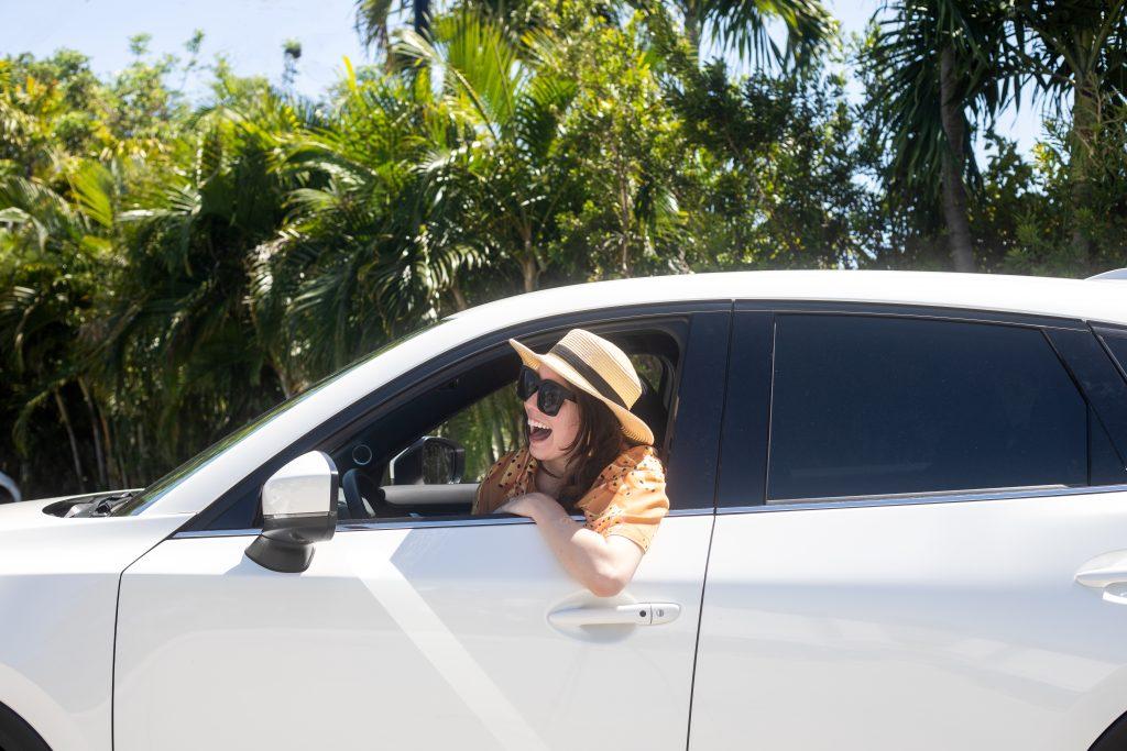 Cruising Around the Florida Keys in a Mazda CX-5 | Greta Hollar