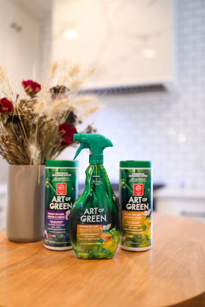 5 Essential Summer Cleaning Tips with Art of Green | Greta Hollar
