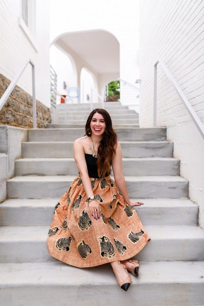 Summer Style: 7Cute Summer Skirts for Tall Women | Greta Hollar