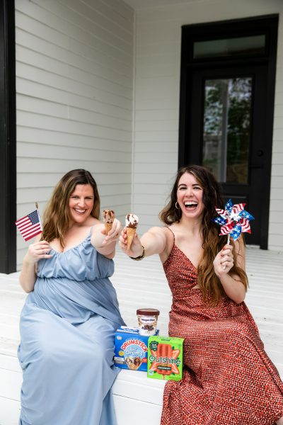 Frozen Treats You Need for Your 4th of July Party | Greta Hollar