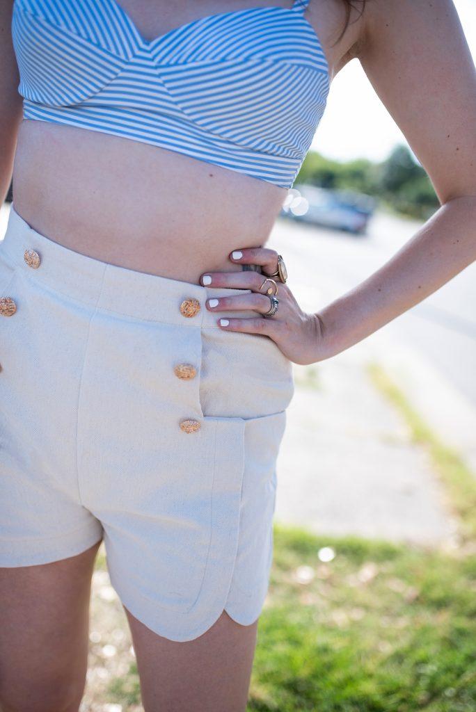 Top 10 Best Summer Shorts for Tall Women | Greta Hollar