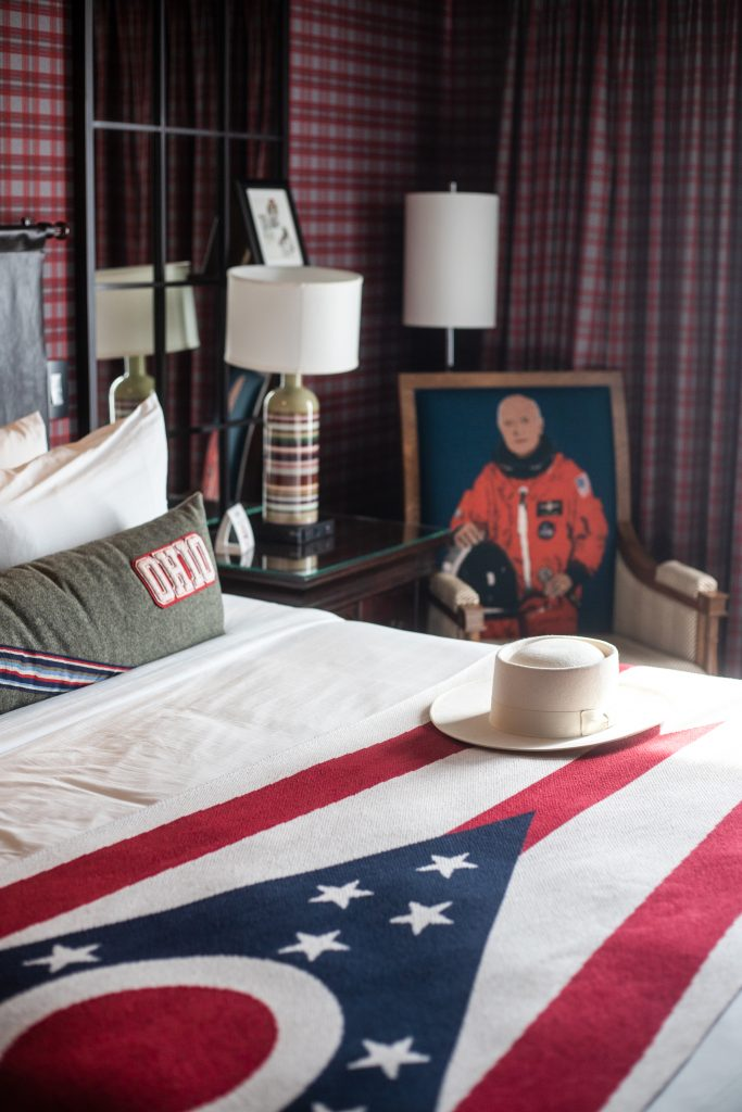 A stay at the Graduate Hotel in Columbus, OH | Greta Hollar