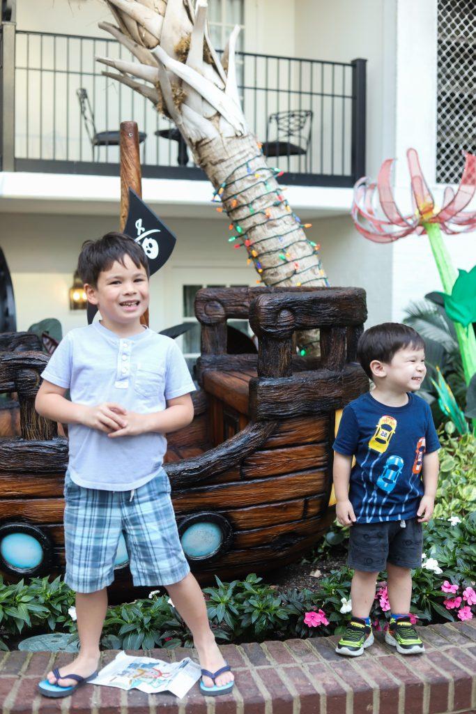 Nashville with Kids: Stay at Gaylord Opryland Hotel | Greta Hollar