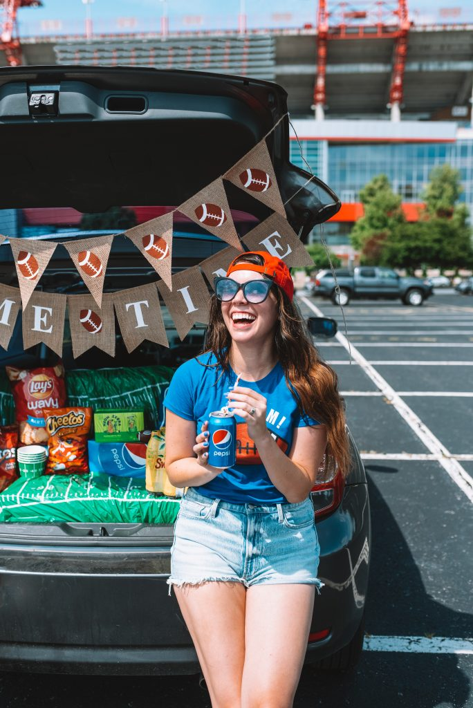 Tailgating in Style with Publix | Greta Hollar