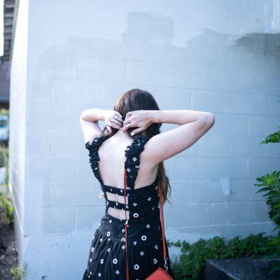 Top 5 Black Backless Dress to Wear this Summer | Greta Hollar
