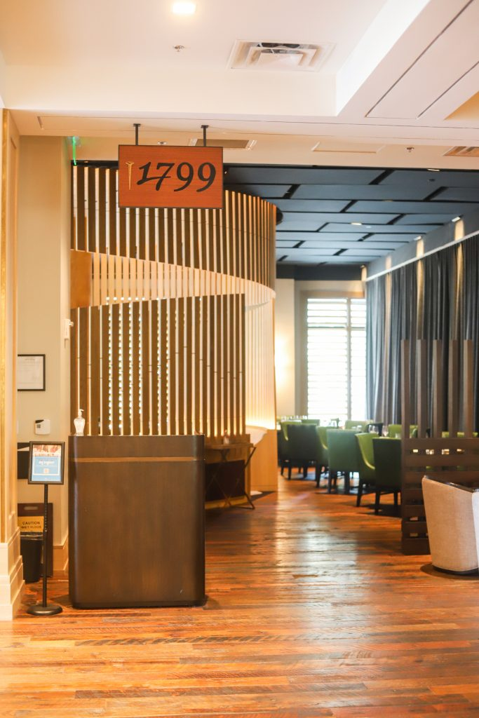 The Harpeth Franklin Downtown reviewed by top Nashville blogger, Greta Hollar