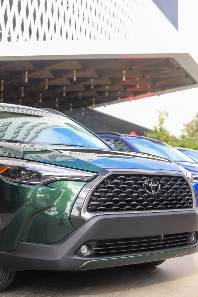 The 2022 Toyota Corolla Cross | Greta Hollar