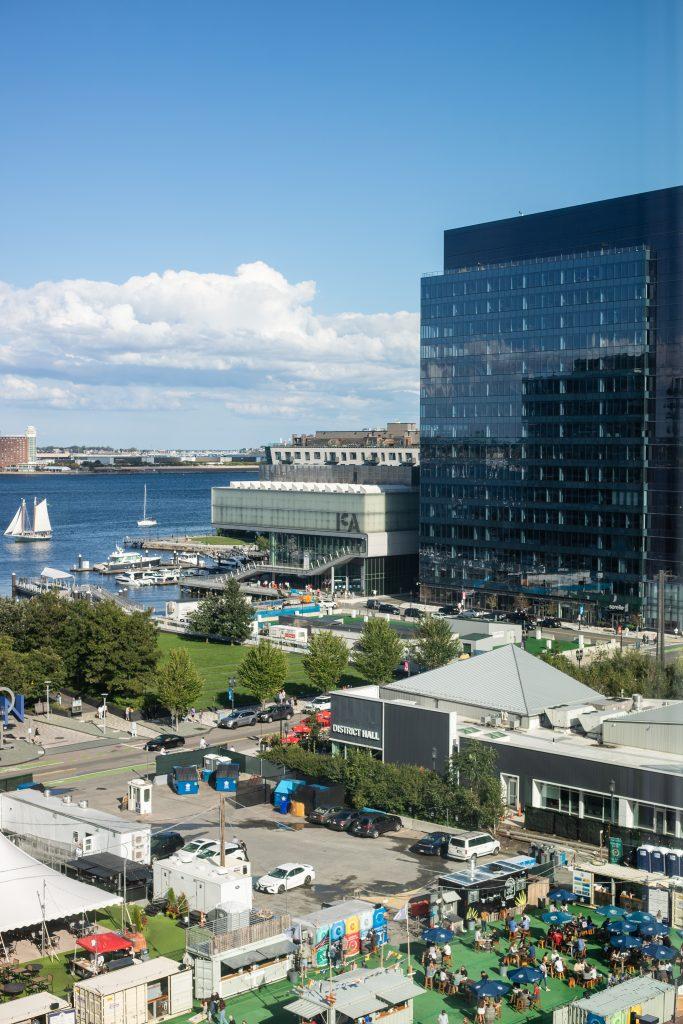 A Stay at Yotel Boston Seaport   Greta Hollar